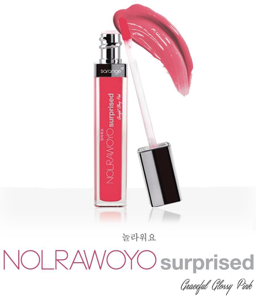 Sarange - Lip Gloss (Pinky Gloss )