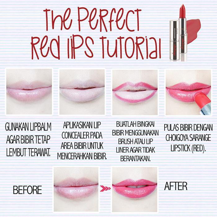 Sarange - Lipstick (Choose Color)