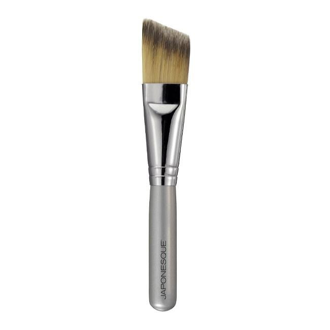 Japonesque - BP-914 Travel Angled Foundation-Taklon Brush