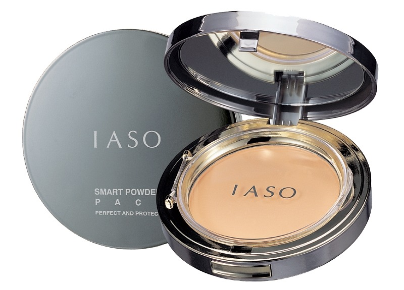 IASO - Smart Powder Pact SPF27 - (21 Cool Beige)