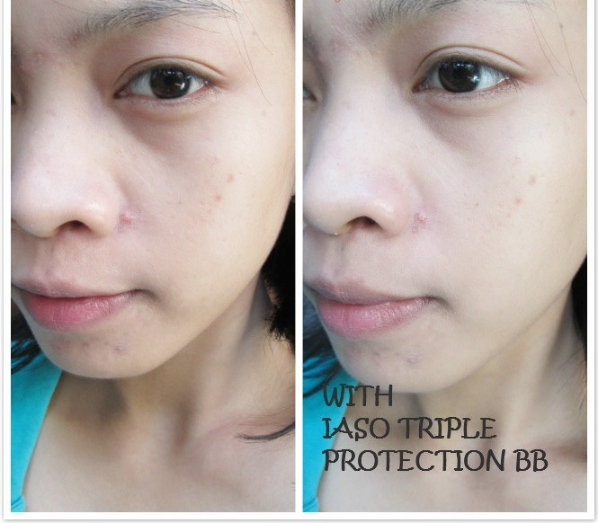 IASO - Triple Protection BB Cream (60g)