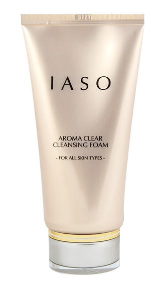 IASO - Aroma Clear Cleansing Foam (150gr)