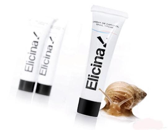Elicina - Plus Snail Cream (20gr)