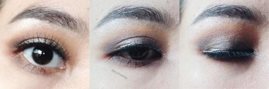 Wardah Nude Colours Eyeshadow Passionate juga memilki kemasan yang simpe, imut, dan praktis untuk dibawa berpergian.