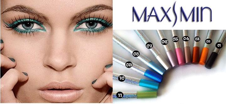 Maxsmin: Glitter Eyeliner Pen
